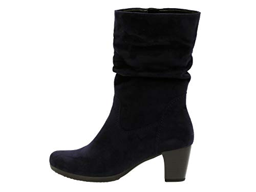 Azul Botines Shoes Para Mujer Casual Gabor XqRwp4Zxx