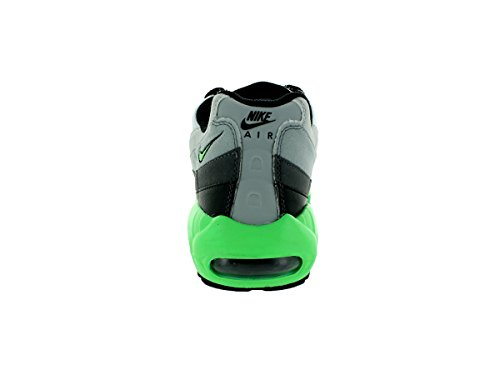 Nike Air Max '95 Mens Sneakers 609048-053 Black/Poison Green/Dark Grey pre order online cheapest price for sale h8UyxKU