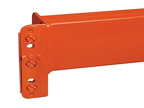 Pallet Racking - Teardrop Beams - 96'' x 3'' - 3,052# capacity per (Teardrop Post Cap)
