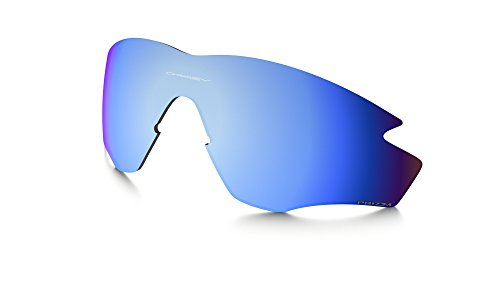 Oakley M2 Replacement Lenses Prizm Deep Water Polarized & Cleaning Kit - Oakley Polarized M2