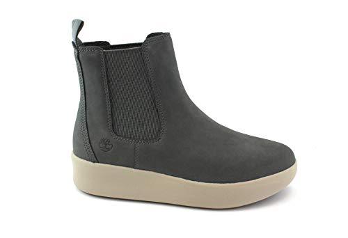 Chaussures Timberland Gris Beatles Light A1SLT Grigio Femme gargouille Bottes tZqSp