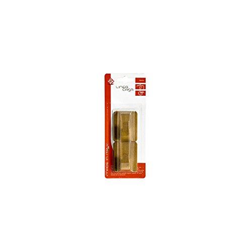 Eliplast Wood-Hook, Beige, Large