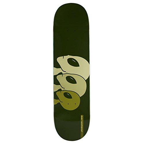 - Alien Workshop Strobe Large Skateboard Deck - 8.38