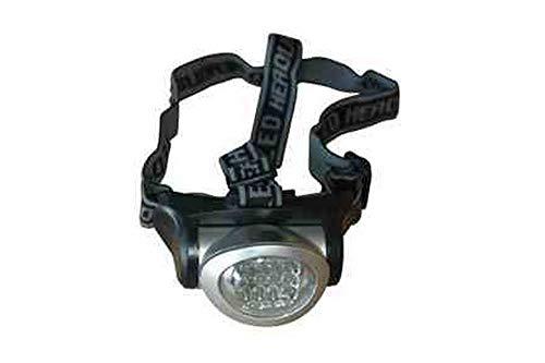 LED Headlight - 1 Watt Luxeon LED - Adjustable - 3-AAA Batteries ()