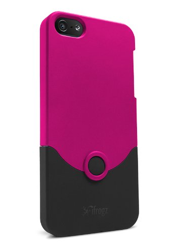 iFrogz Luxe Original Case for iPhone 5 - Retail Packaging - Pink