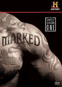 The History Channel : Marked: The Complete Season One : Outlaw Bikers & Harcore Prison Gangs : The Culture and Customs - What the INK Tatoo's Mean : 2 Disc Box Set