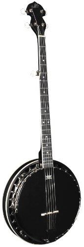 Morgan Monroe MB-75BK 5 String Banjo, Bluegrass by Morgan Monroe