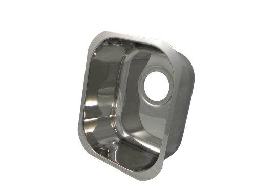Rectangular Copper Bar Sink - 8