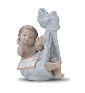 Lladro Gifts - Lladro Heaven's Gift (Boy) 06612