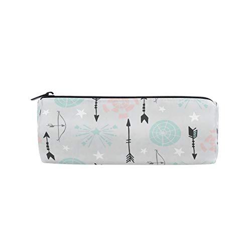 MUOOUM Arrows And Target Pencil Case Pouch Bag