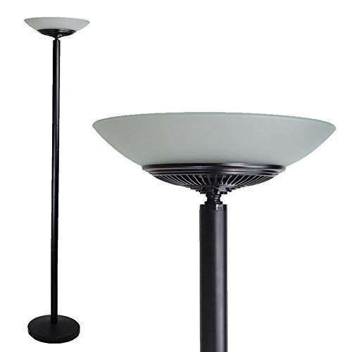 Avantica Led Torchiere Floor Lamp Natural Daylight