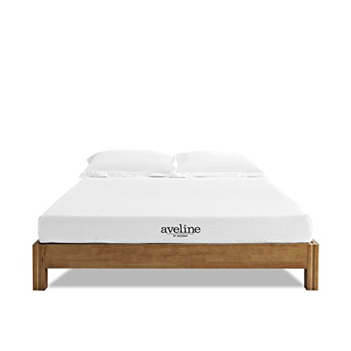 Modway Aveline 6' Gel Infused Memory Foam Queen Mattress With CertiPUR-US Certified Foam - 10-Year Warranty - Available In Multiple Sizes