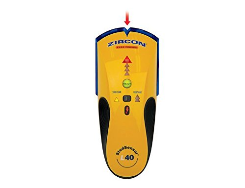 (USA Warehouse) Zircon StudSensor L40 Stud Sensor Finder w/ WireWarning Wire Warning -/PT# HF983-1754352702
