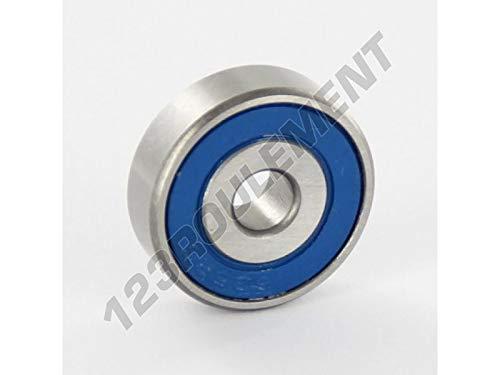 Generique - Roulement a Billes 635-2RS-C3-5x19x6 mm