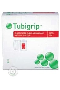 Tubigrip Size F Tubular Bandage 10M Box Beige (4x32.81')