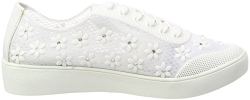 Gerry Weber Donne Lilli 06 Sneaker Bianco (bianco)