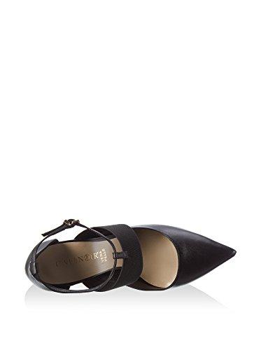 CafÈnoir Decolte scarpe donna nero MC102