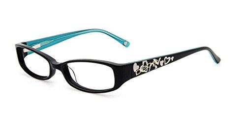 BEBE Monture lunettes de vue BB5040 001 Noir de jais 49MM