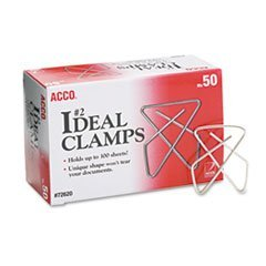 ideal paper clamps