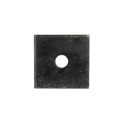 1/4'' x 3'' x 3'' Bearing Plate With 5/8'' Hole
