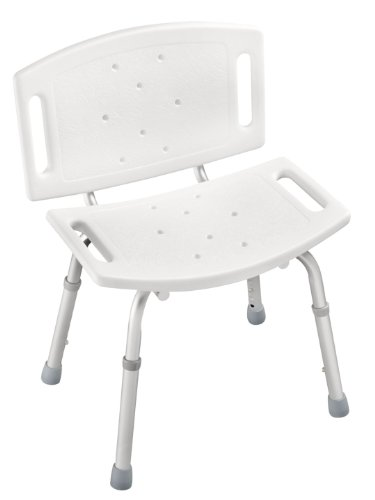 Delta DF599 Adjustable Height Bathtub and Shower Chair by Delta