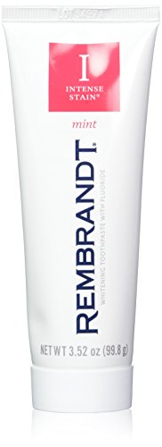 (Rembrandt Intense Stain Toothpaste, Mint, 3 Ounce)