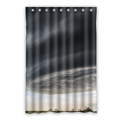 Personal Custom Tormenta disfraz cortina de la ducha Shower ...
