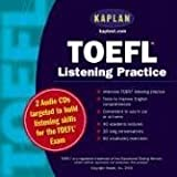 TOEFL Listening Practice, Kaplan Publishing Staff, 0743264371