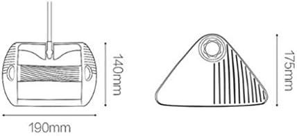 筋力トレーニング アップバーパーフェクト腕立て伏せプッシュアップブラケット補助デバイスホームフィットネス多機能プルロープ弾性デバイスをプッシュ プッシュアップバー (Color : Black, Size : 19*14*17.5cm)