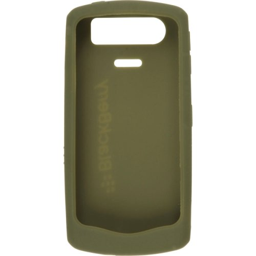 BlackBerry Rubberized Skin for BlackBerry 81xx Pearl (Green) [Bulk Packaging]