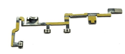 - Generic BestDealUSA Power Switch On/Off Volume Control Key Flex Cable for Apple iPad 2
