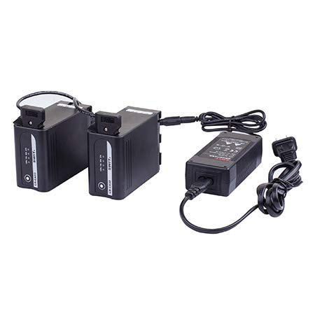 Used, SWIT LB-CA50-KIT 2 Battery kit for Canon C200/C300 for sale  Delivered anywhere in USA