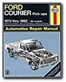 Haynes Ford Courier Pick-up (72 - 82) Manual (36008)