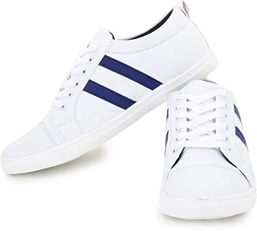 white color shoes for men