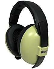 Baby Banz Sound Defenderz Earmuffs, Green