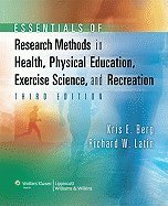 Read Online Essentials of Research Methods in Health, Physical Education, Exercise Science, and Recreation 3RD EDITION ebook