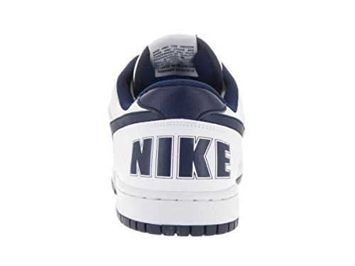 Navy De white Chaussures basketball Nike Midnight Blanco Sport Big Homme Low FqxvC
