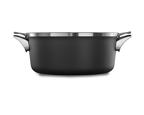 Calphalon Premier Space Saving Nonstick 8.5qt Dutch Oven with Cover