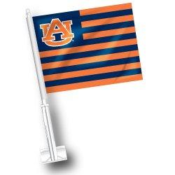 NCAA Auburn Tigers Car Flag Set of 2 ETC