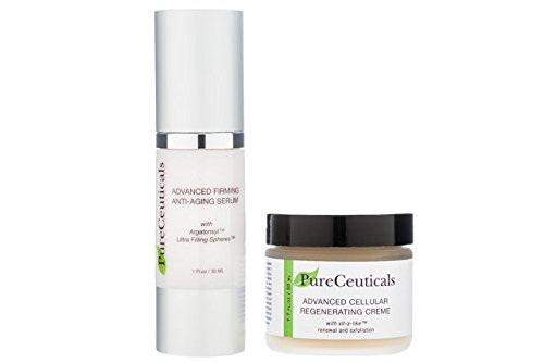 Advanced Anti-Aging Duo (Sagging And Wrinkling Of The Skin Occurs From)