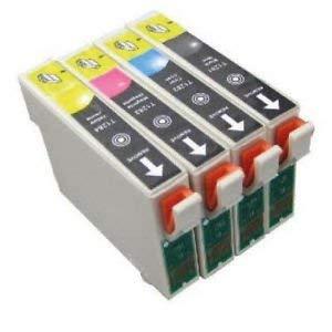 Premier cartuchos de impresora Compatible 4 de cartucho de ...