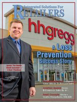 Intergrated Solutions For Retailers   March 2013  H H  Gregg Cover