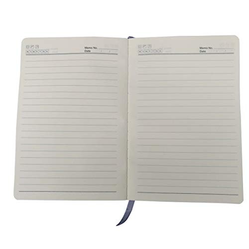 Ruled Lined Refill Insert for Bendt Refillable Journal, 192 Thick Pages with Bookmark ()