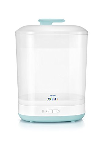 Philips Avent Avent 2-in-1 Electric Steam Steriliser (Multicolor)