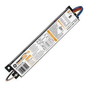 - GE 73229 - GE432MAX90-S60 T8 Fluorescent Ballast by GE