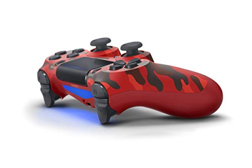 DualShock 4 Wireless Controller for PlayStation 4 - Red Camo 2