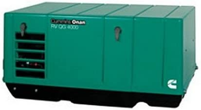 2. Cummins Onan 3.6KY-FA/26120 Microquiet LP Generator