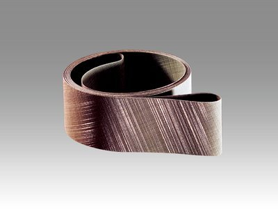 3M (307EA) Cloth Belt 307EA, 2 in x 132 in A80 JE-weight Fullflex, 50 per case [You are purchasing the Min order quantity which is 50 BELTS] by 3M