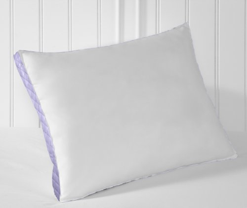Perfect Fit | Gusseted Quilted Pillow Hypoallergenic, 233 Thread-Count, Standard