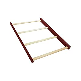 Full Size Conversion Kit Bed Rails for Bertini Baby Cribs